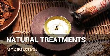 Moxibustion - natural healing Ipswich